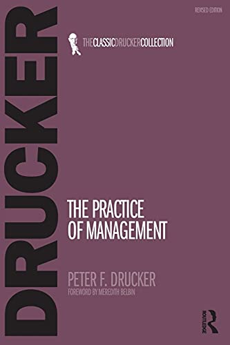 9780750685047: The Practice of Management (Classic Drucker Collection)
