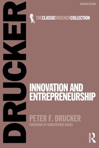 9780750685085: Innovation and Entrepreneurship (Classic Drucker Collection)