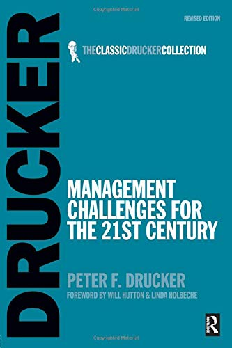9780750685092: The Classic Drucker Collection: Management Challenges for the 21st Century