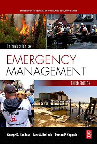 9780750685146: Introduction to Emergency Management, Third Edition (Homeland Security Series)