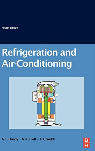 9780750685191: Refrigeration and Air-Conditioning