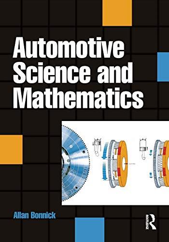 9780750685221: Automotive Science and Mathematics