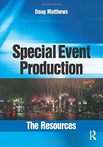 9780750685238: Special Event Production: The Resources