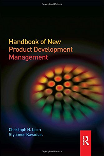 9780750685528: Handbook of New Product Development Management