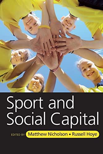 9780750685863: Sport and Social Capital
