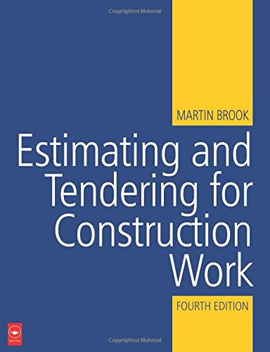 9780750686167: Estimating and Tendering for Construction Work