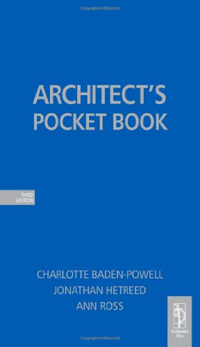 Architect's Pocket Book, Third Edition