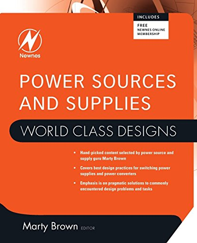 9780750686266: Power Sources and Supplies (Newnes World Class Designs Series)