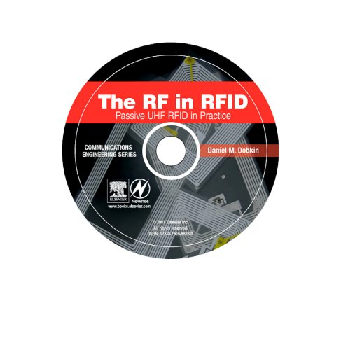 9780750686280: The RF in RFID CD-ROM: Passive UHF RFID in Practice