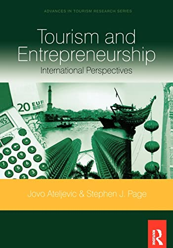 9780750686358: Tourism and Entrepreneurship (Advances in Tourism Research)
