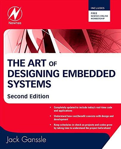 9780750686440: The Art of Designing Embedded Systems