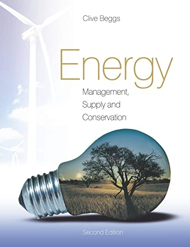 9780750686709: Energy: Management, Supply and Conservation