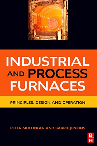 9780750686921: Industrial and Process Furnaces: Principles, Design and Operation