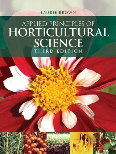 9780750687027: Applied Principles of Horticultural Science
