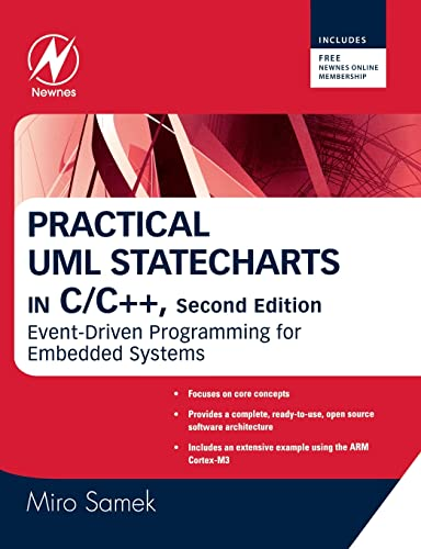 9780750687065: Practical UML Statecharts in C/C++: Event-Driven Programming for Embedded Systems