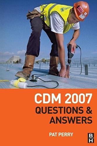 9780750687089: CDM 2007