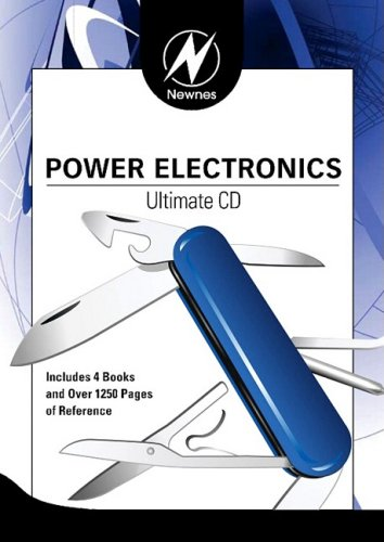 9780750687294: Newnes Power Electronics Ultimate CD (Newnes Ultimate CDs)
