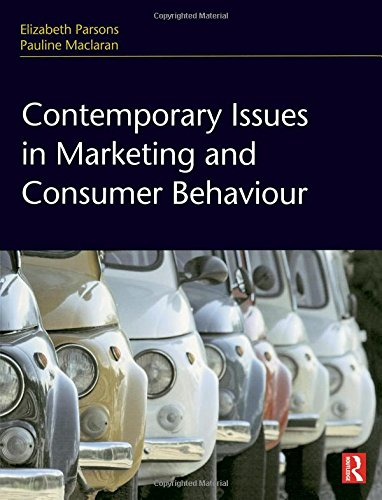9780750687393: Contemporary Issues in Marketing and Consumer Behaviour