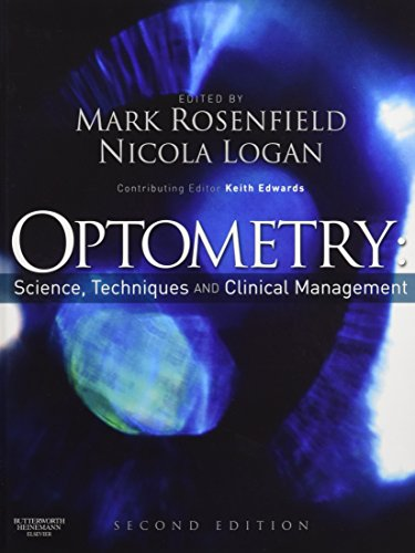 9780750687782: Optometry Science Techniques & Clinical