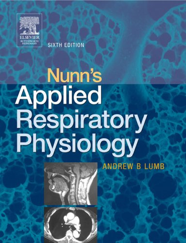 9780750687911: Nunn's Applied Respiratory Physiology