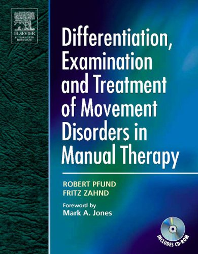 9780750687942: Differentiation, Examination and Treatment of Movement Disor