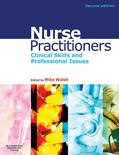 9780750688017: Nurse Practitioners: Clinical Skill and Professional Issues, 2e