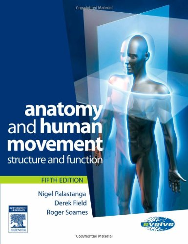 9780750688147 Anatomy And Human Movement Structure And Function
