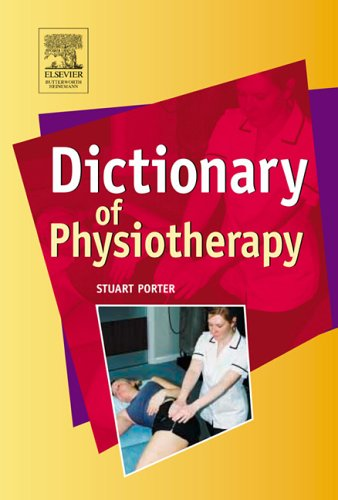 9780750688338: Dictionary of Physiotherapy, 1e