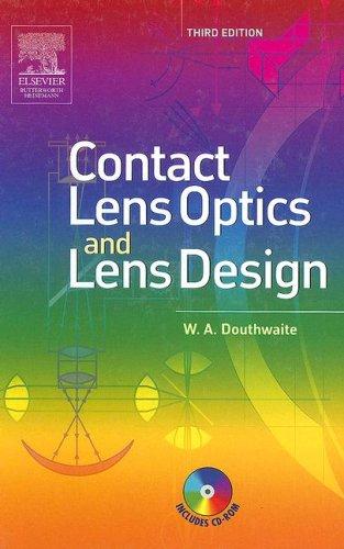 9780750688796: Contact Lens Optics & Lens Design