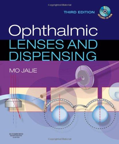 Ophthalmic Lenses Dispensing (Hardback): Mo Jalie