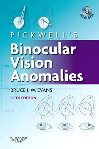 9780750688970: Pickwell's Binocular Vision Anomalies, 5e
