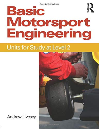 9780750689090: Basic Motorsport Engineering: Units for Study at Level 2