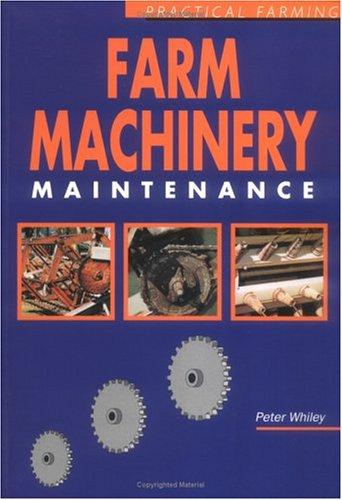 9780750689403: Farm Machinery Maintenance PB