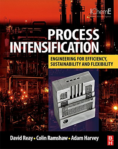 9780750689410: Process Intensification: Engineering for Efficiency, Sustainability and Flexibility (Isotopes in Organic Chemistry)