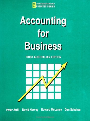 9780750689427: Accounting for Business - Australian Edition (Professional Hospitality Guides)