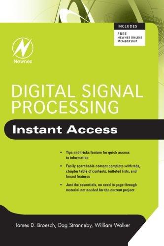 9780750689762: Digital Signal Processing: Instant Access