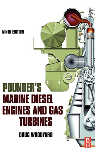 9780750689847: Pounder's Marine Diesel Engines and Gas Turbines, Ninth Edition
