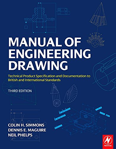 9780750689854: Manual of Engineering Drawing