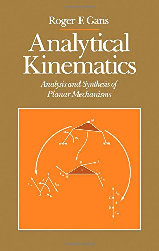 9780750690119: Analytical Kinematics: Analysis and Synthesis of Planar Mechanisms