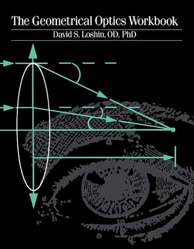 9780750690522: The Geometrical Optics Workbook, 1e