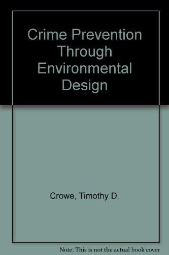 9780750690584: Crime Prevention Through Environmental Design