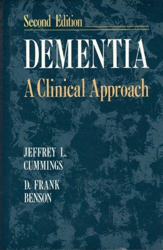 9780750690652: Dementia: A Clinical Approach, 2e