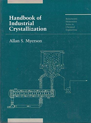 9780750691550: Handbook of Industrial Crystallization