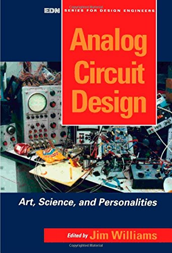 9780750691666: Analog Circuit Design : Art, Science, and Personalities (The EDN Series for Design Engineers)