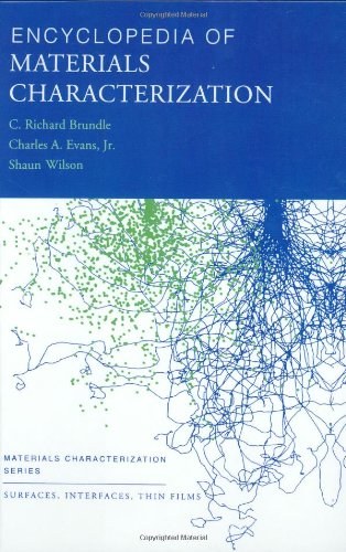 9780750691680: Encyclopedia of Materials Characterization: Surfaces, Interfaces, Thin Films