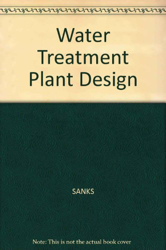 9780750691833: Water Treatment Plant Design