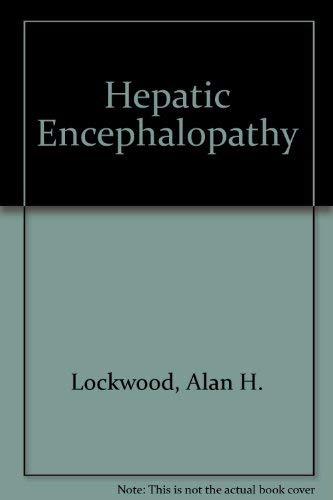 9780750692342: Hepatic Encephalopathy