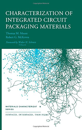 9780750692670: Characterization of Integrated Circuit Packaging Materials (Materials Characterization Series)
