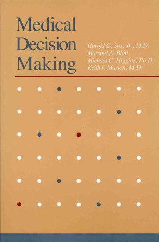 9780750692885: Medical Decision Making, 1e