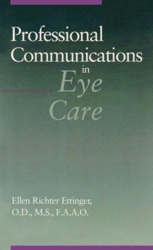 9780750693066: Professional Communications in Eye Care